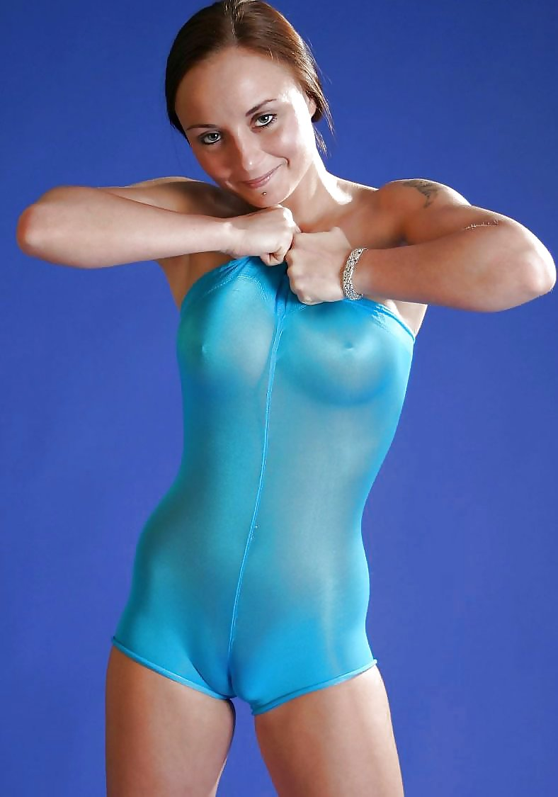 Tight leotards for sex — photo 4