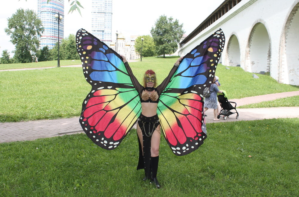 Wings of Butterfly - 34 Pics