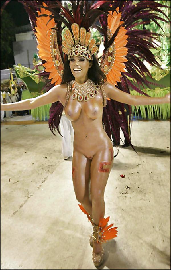 Naked Girls In Carnival