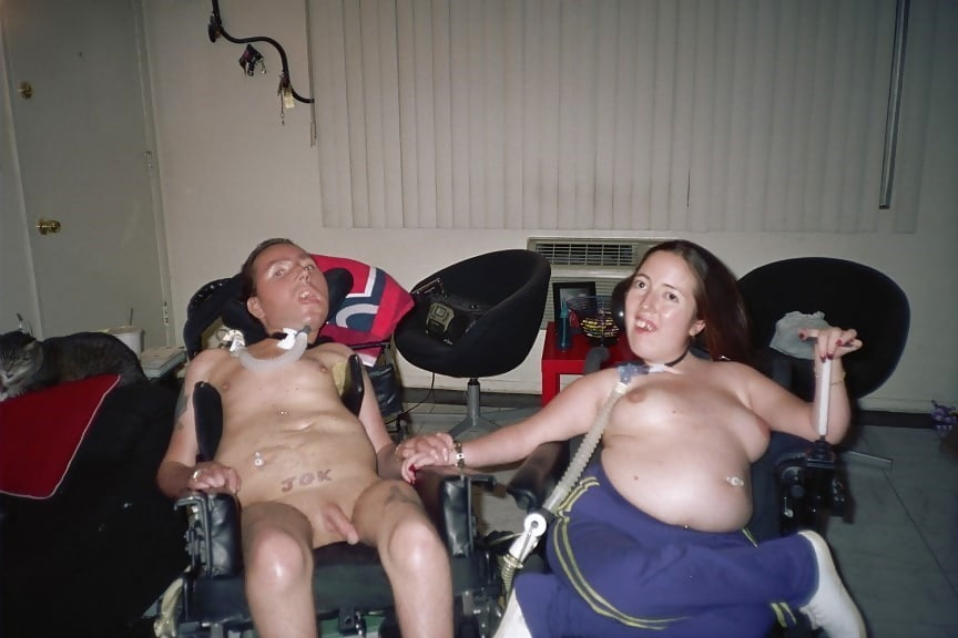 Disabled nude — pic 7