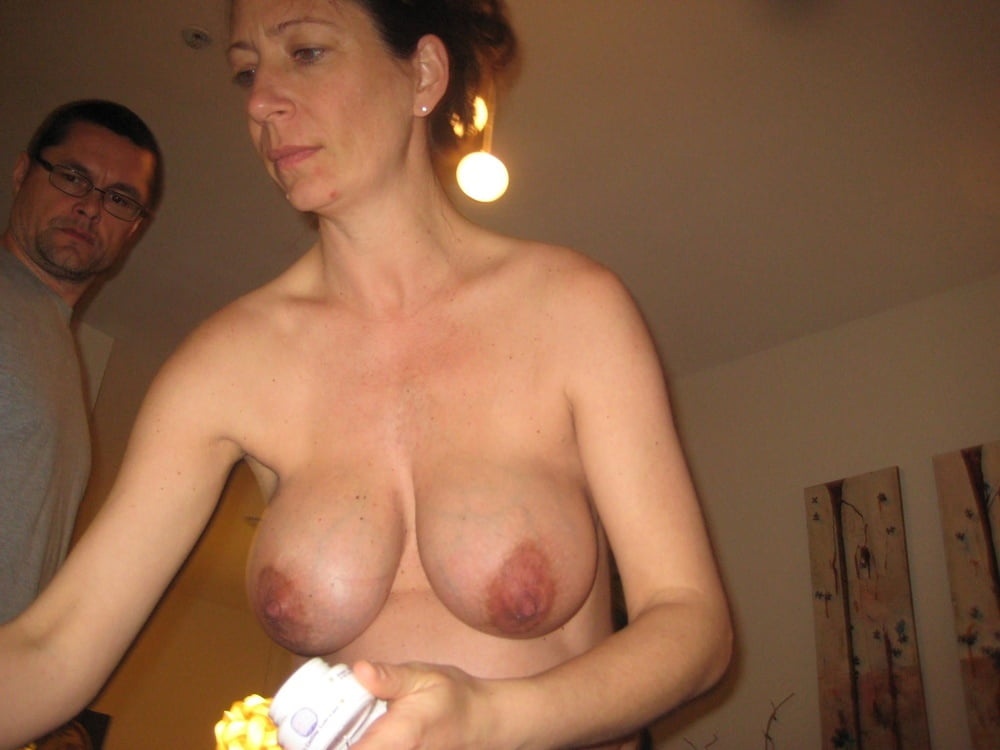 Teen milk titts Mom welcome home son from prison