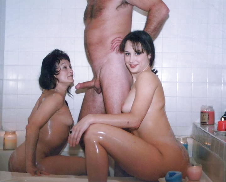 Real family orgy porn