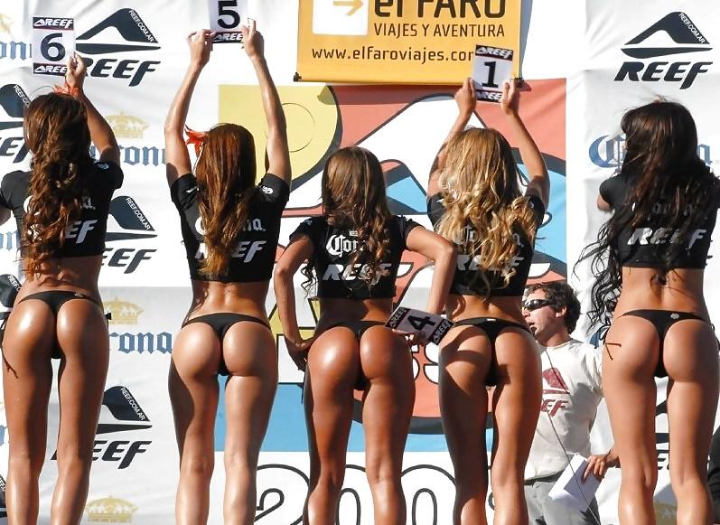 California foxhunt lingerie contest - 1 7