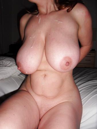 wife's big tits
