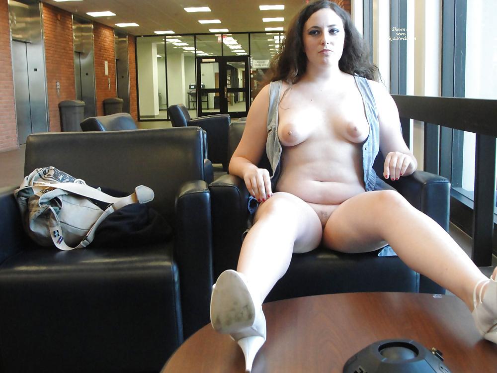 Teen porn public flashing
