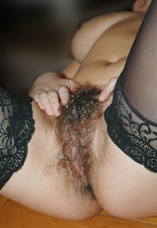 My wife creamed