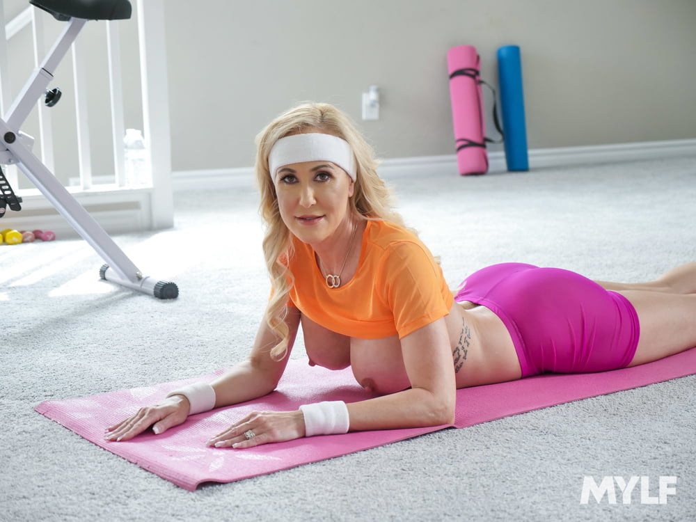Brandi Love - Cycling Move