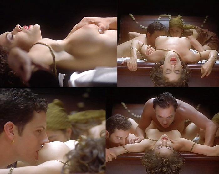 Alyssa milano vampire sex scenes