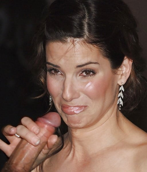 Sandra bullock naked cum awards short