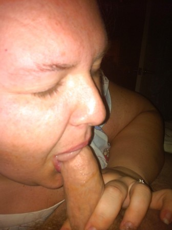 BJ From My BBW Wife