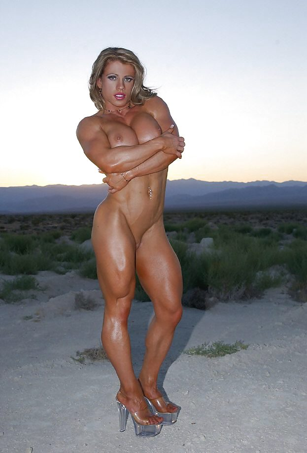 Nude female bodybuilding tanning, please bang my wife free pics