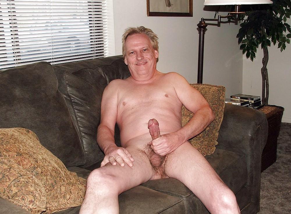 Man masturbating man