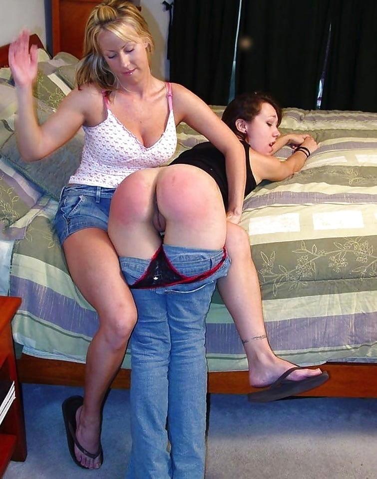 Best lesbian ass spankings — img 15