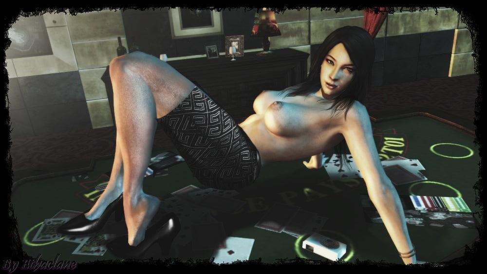 Rebecca chang naked