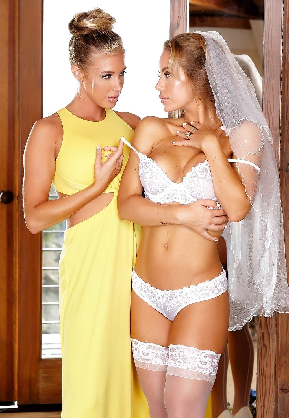 Lesbian bride porn-9138