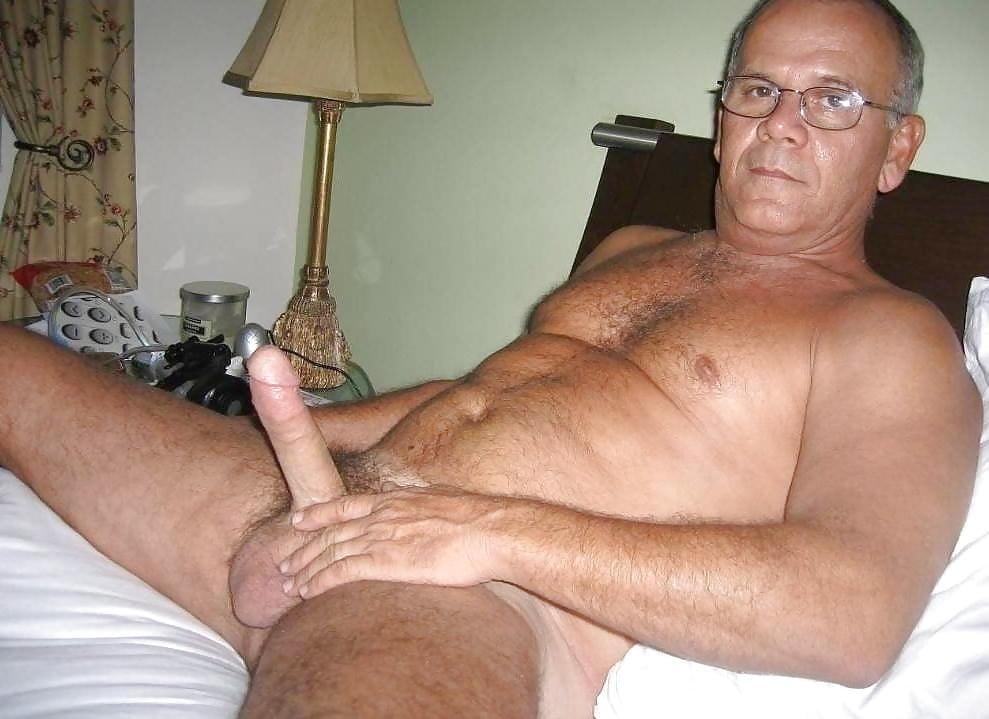 Old men naked hung erection on boat the art of hapenis