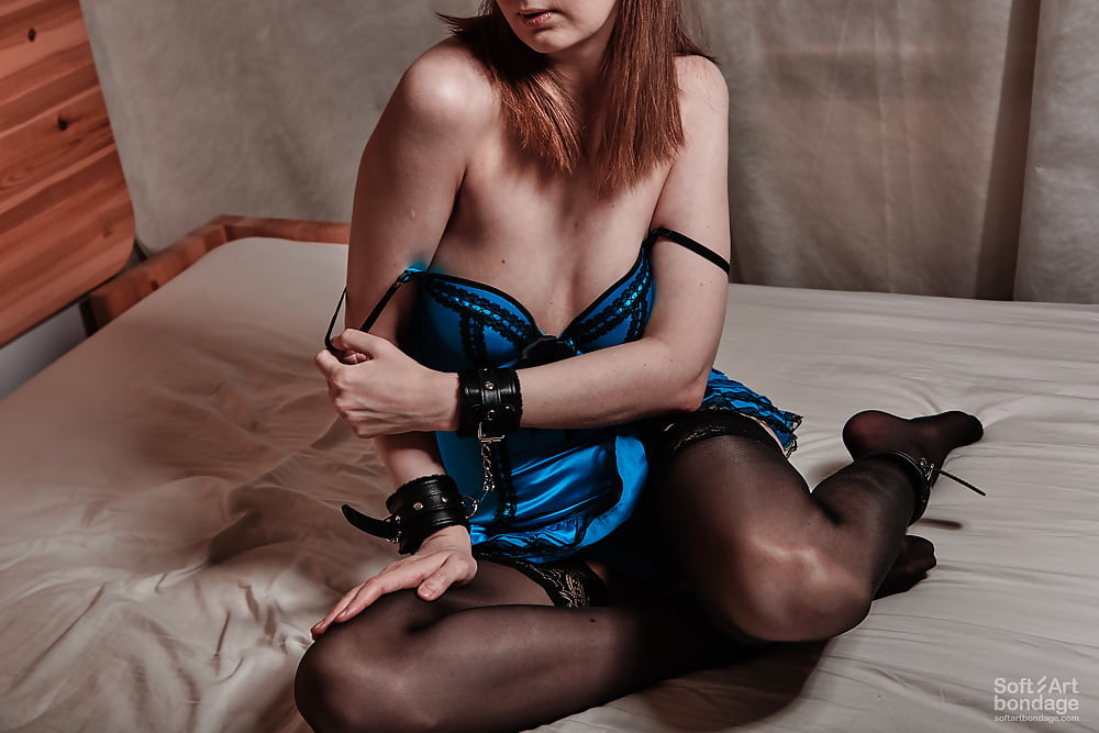 Femdom dressing sissy in corset and stilettos free pics