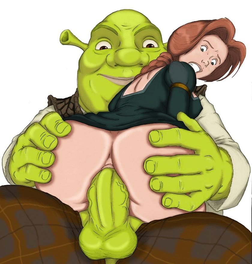 Shrek y fiona pics eroticos naked picture