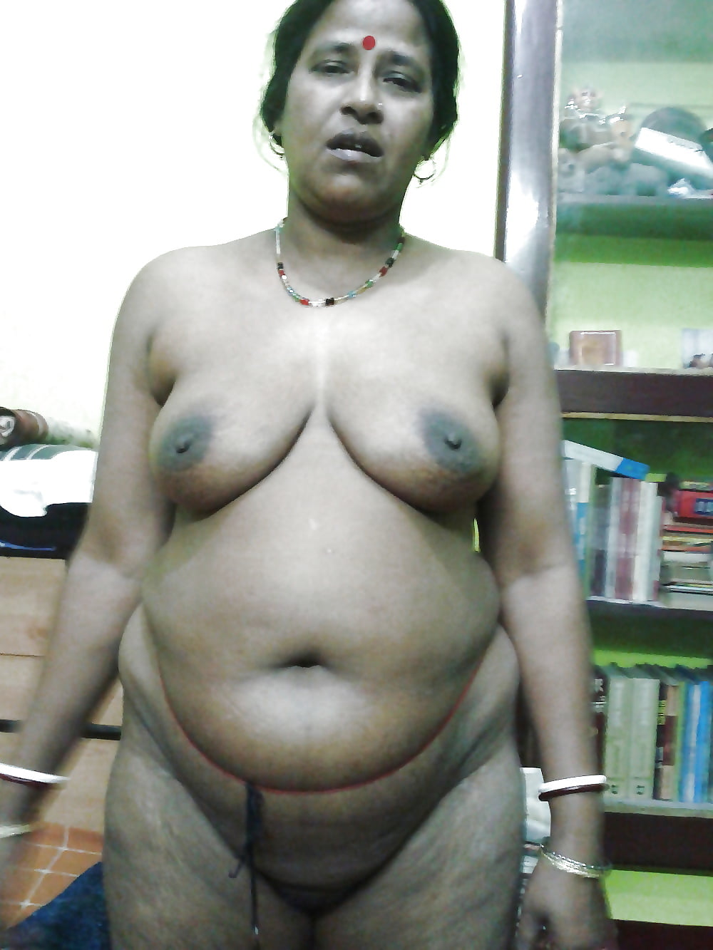 Busty nude south indian mature 2