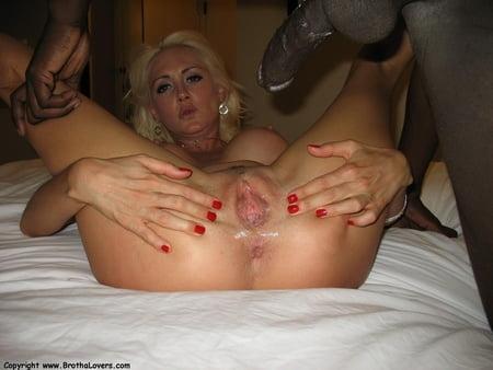 bbc creampie blonde milf