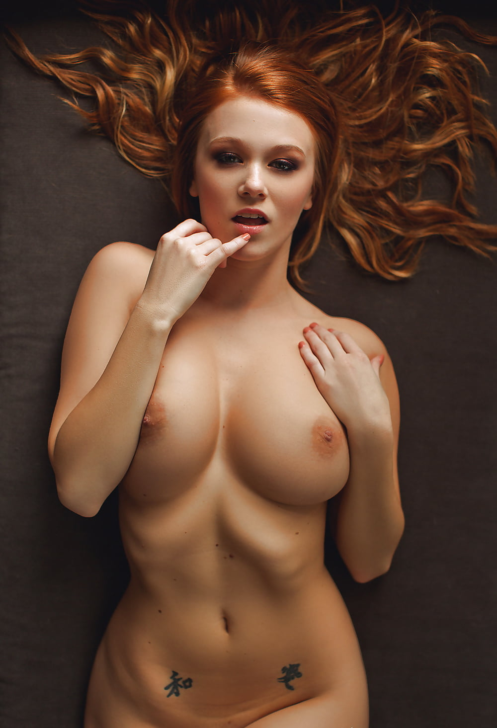 Playboy red haired women