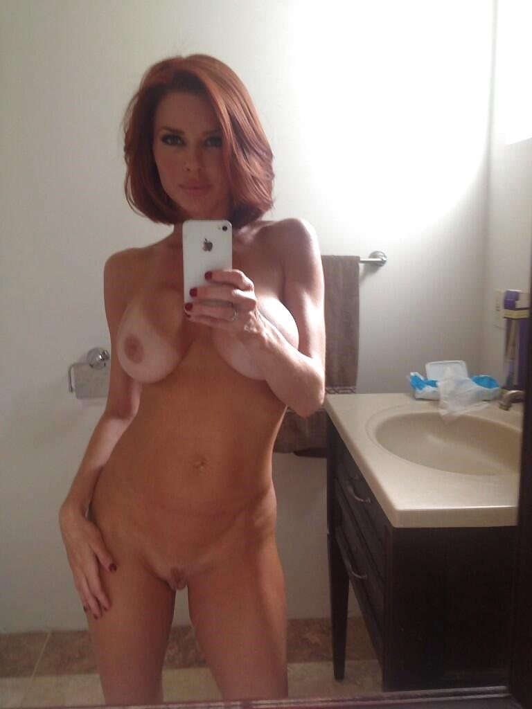 Mature Mom Self Shot Nude