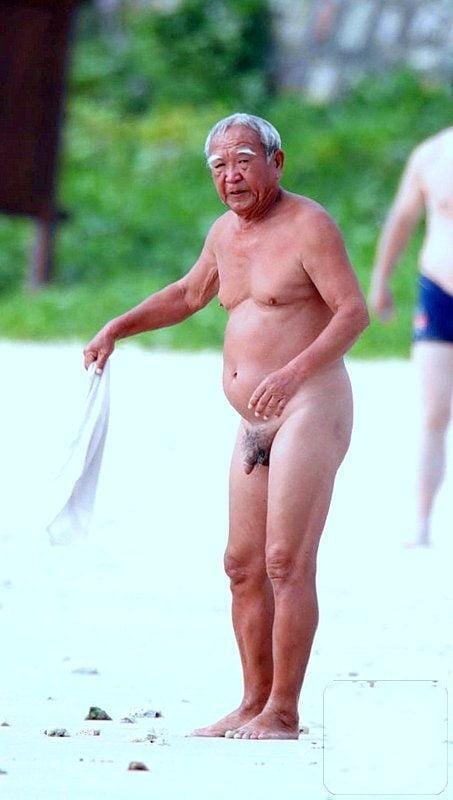 Korean naked old man, videos of girls first anal sex