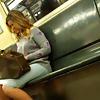 New York Subway Girls