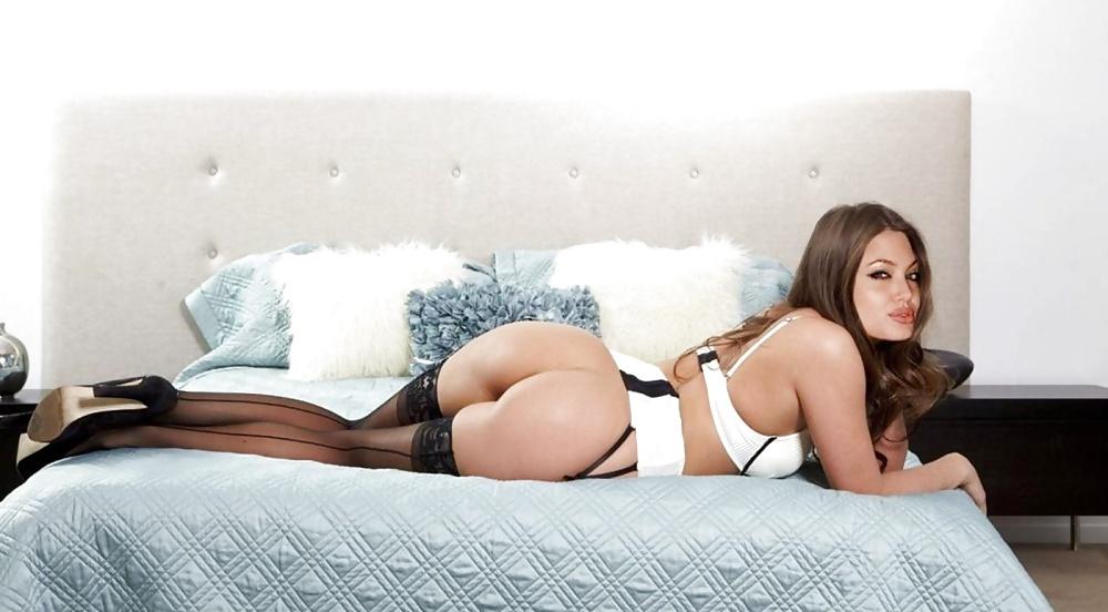Sexy Lingerie Ass Look Butt Jackie Heels Scandal Planet 1