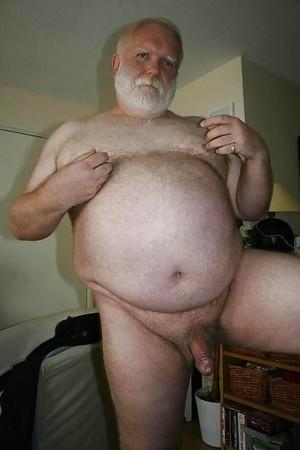 Old men nude Category:Nude men
