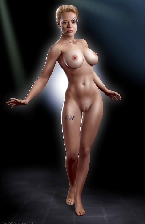 Women from star trek nude star #9