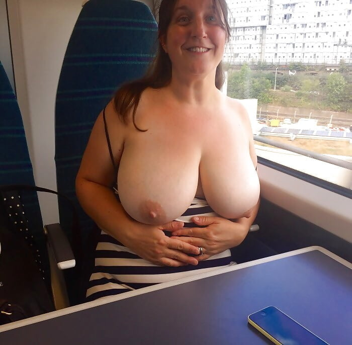 Trophy wives with huge breasts