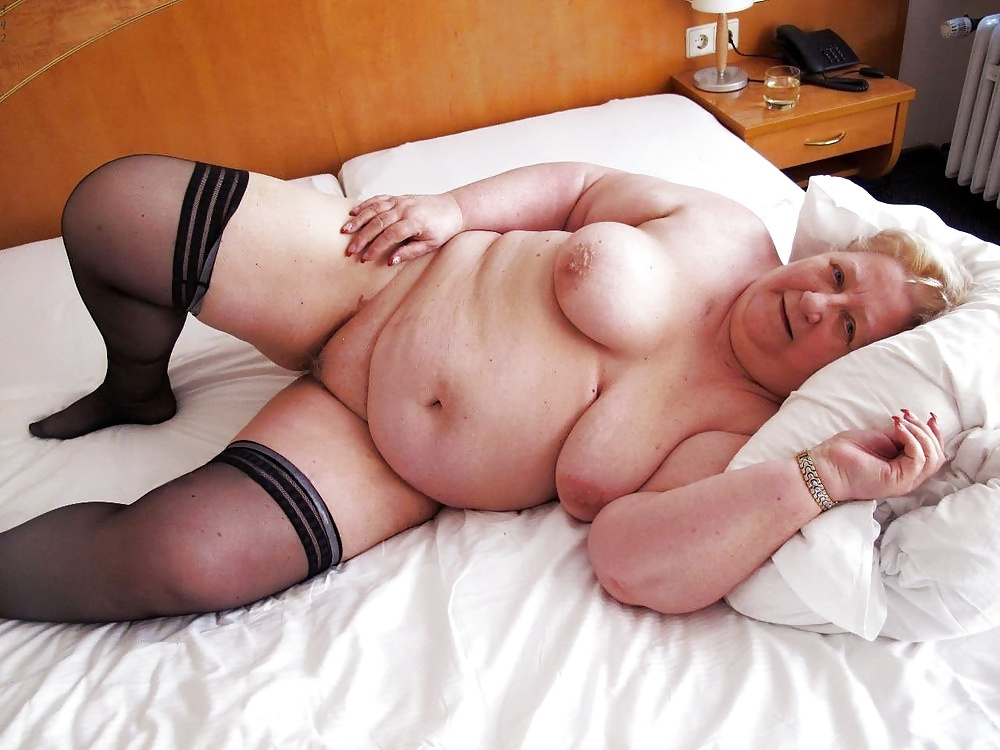 Well Clothed Granny Mature Oma Vii BBW Fuck Pic