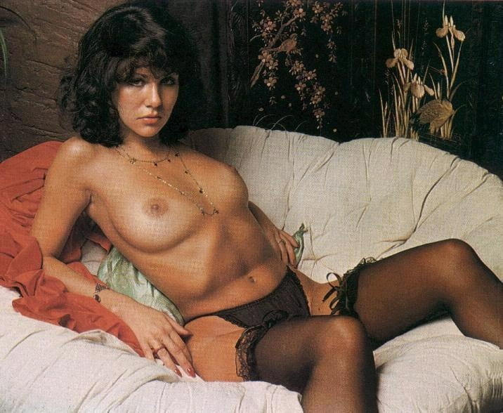 Has linda lusardi ever been nude