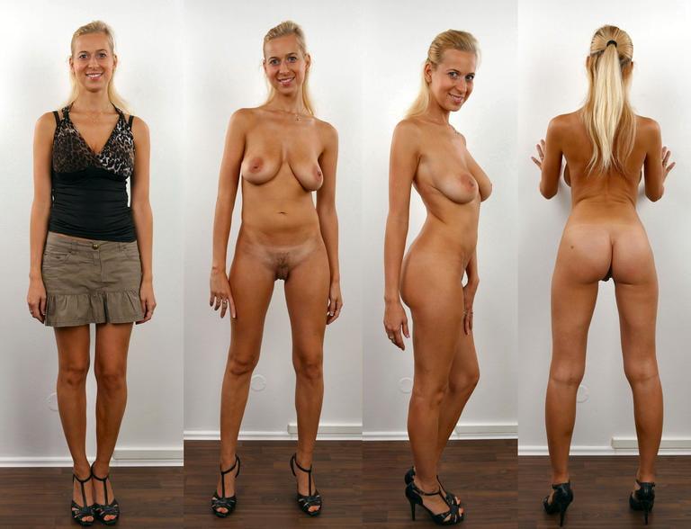 Фото постепенно раздевающихся девушек и парней
