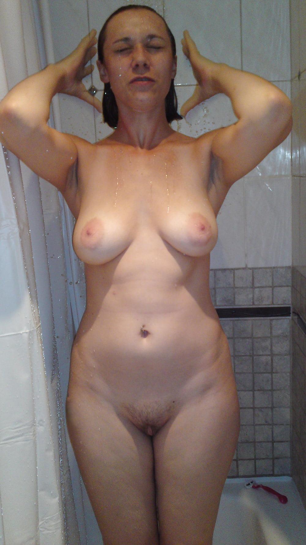 Amateur mom naked shower xxx