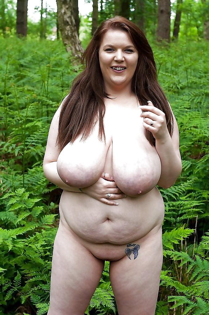 Крупные голые бабы повсюду — photo 10