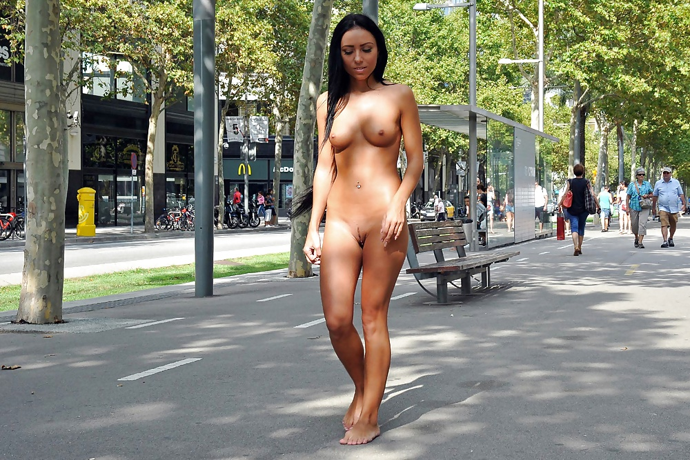 Public Nudity Project