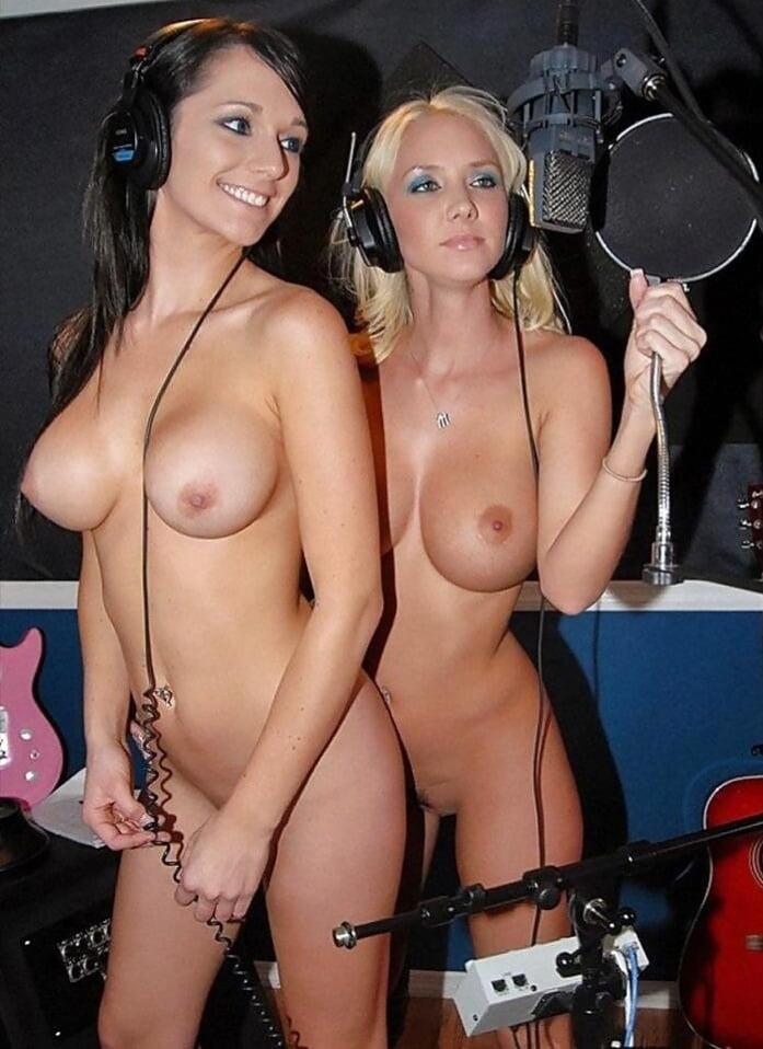 Naked women sing xxx