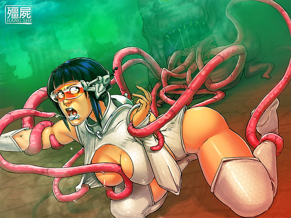 Xration ragnarok online creator extreme content monster sex tentacles thighhighs torn clothes