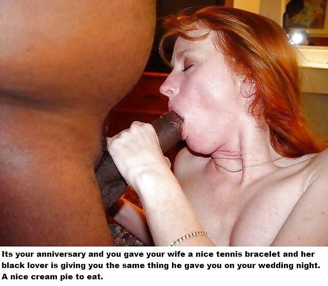 Cuckold interracial femdom