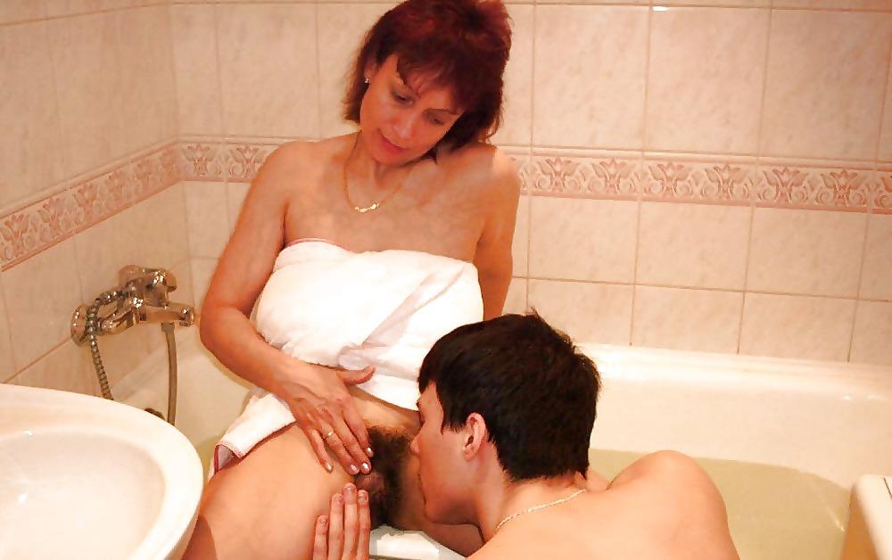Big Tits Mom Fucks Friends Son