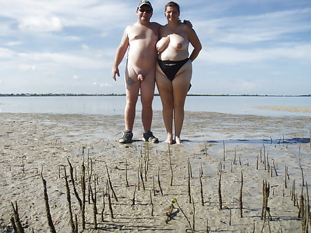 bbw matures and grannies at the beach