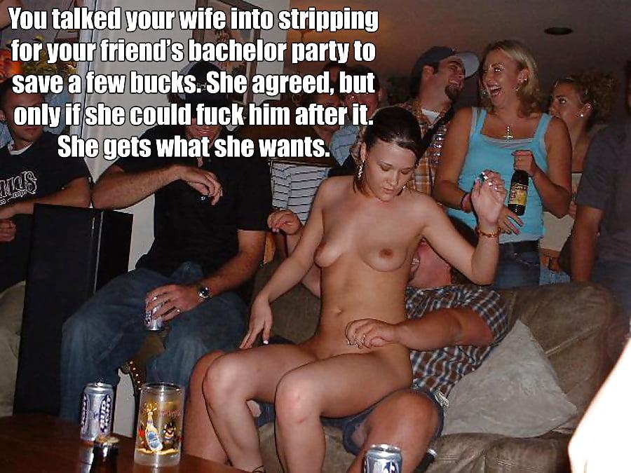 Xxx strip wife
