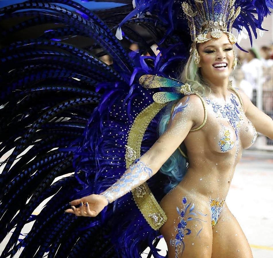 Rio carnival orgy