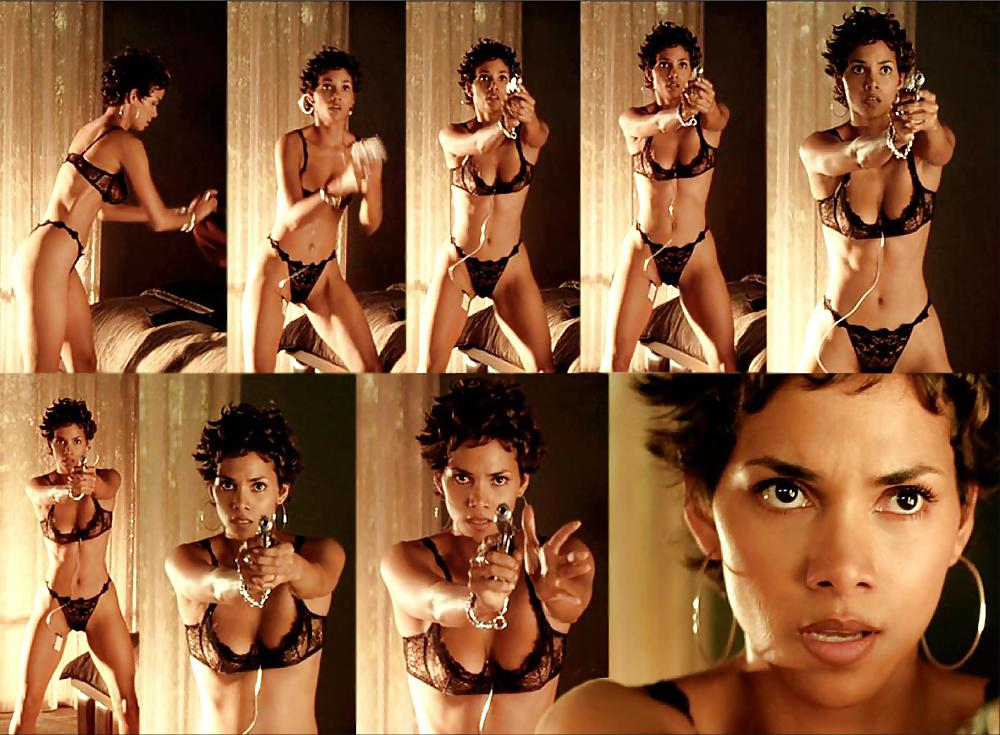 Halle Berry Nude Pics Naked Sex Scenes Compilation