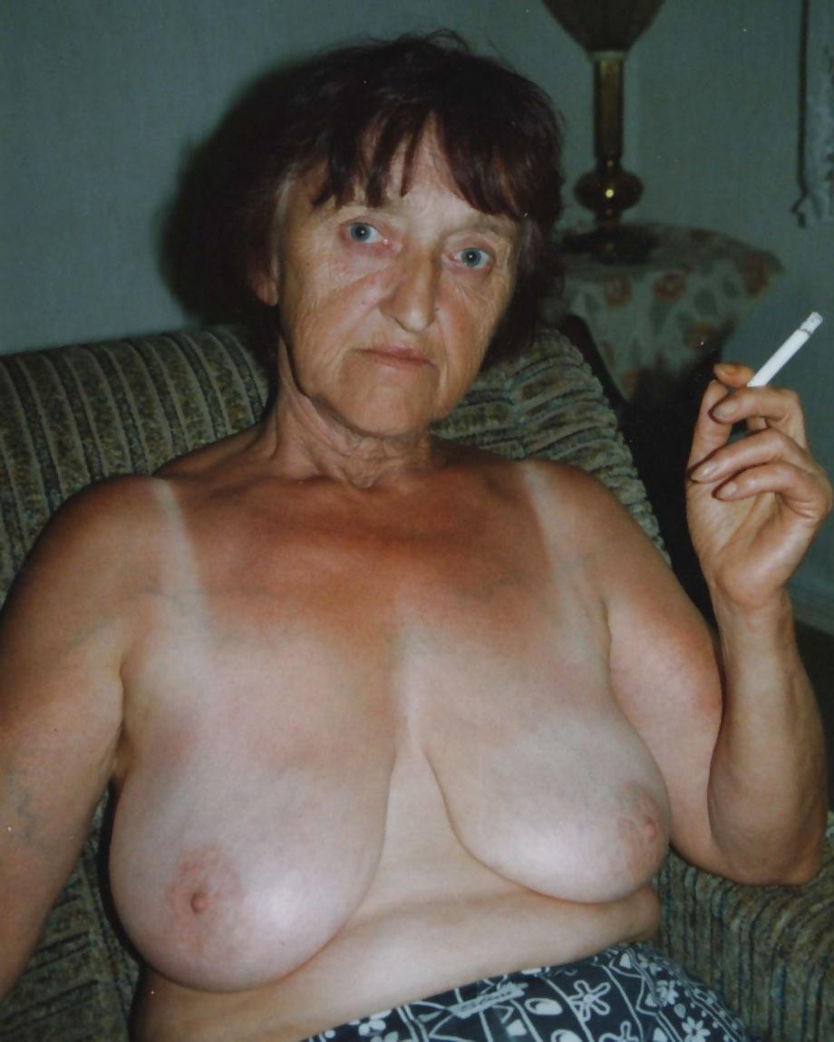 старые женщины обнаженные - 3
