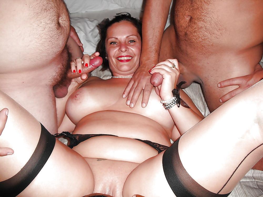 Gangbang my fat wife tube
