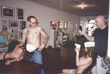 Terry nackt Richardson Terry Richardson