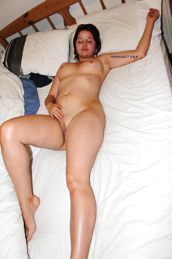 Middle aged women naked showing everything
